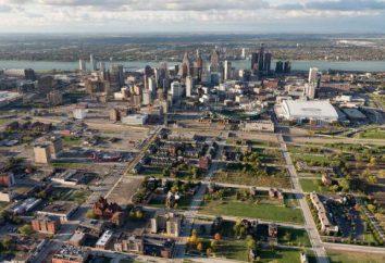 Detroit (Michigan): informations intéressantes sur la ville et une description des attractions exceptionnelles