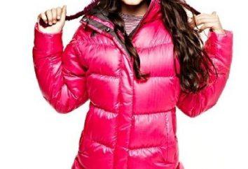 Sprzedam zimowy płaszcz dla dziewczynek: główne kryteria wyboru