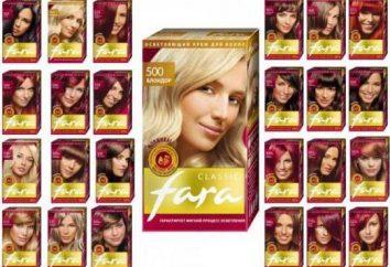 """""""Spotlight"""" – une palette de couleurs de cheveux: la structure, guide et commentaires"""