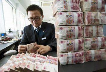 Średnia płaca w Chinach w dolarach i rublach (inżynierowie, robotnicy i inni)