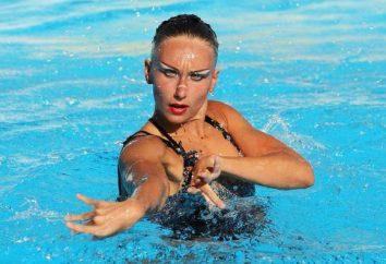 Natalya Sergeevna Ischenko (Synchronschwimmen): Biografie, sportliche Laufbahn