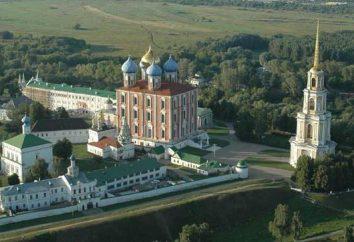 Ryazan Kreml, die Kathedrale Glockenturm in der Stadt Rjasan: Beschreibung, Sehenswürdigkeiten, Geschichte und interessante Fakten
