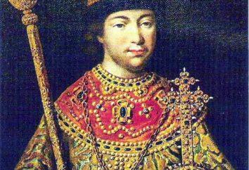 Tsar Mikhail Fedorovich Romanov. Années de la politique gouvernementale