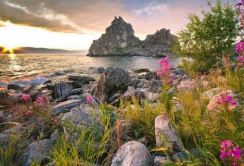 parki narodowe i rezerwaty przyrody Bajkału. rezerwy Bajkał