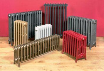 Quali sono i radiatori sono buoni e come sceglierli?