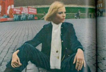 Modelo de moda soviético Galina Milovskaya: biografía y fotos