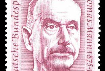 Biografia di Thomas Mann, fatti interessanti della vita
