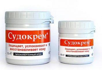 Crème pour l'acné « Sudocrem » – commentaires des internautes