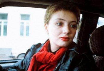 Olga Tolstetskaya: kariera i filmografia