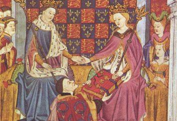 Reine consort d'Angleterre Margarita Anzhuyskaya: biographie, faits intéressants et de l'histoire