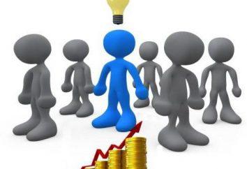 L'entità economica la gestione di: descrizione, tipologie e caratteristiche