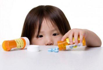Antistaminici bambino: revisione e raccomandazioni
