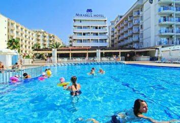 Mirabell Hotel 4: Opinie i opisy hotelu w Turcji. Jakie usługi można spodziewać się w Club Hotel Mirabell 4
