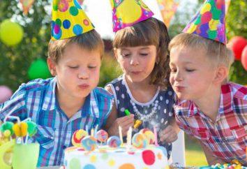 Gratulacje dla chłopca na jego urodziny (8 lat) – tak jak powinno być