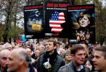 "Party ""Alternative for Germany"": programme, attitude envers la Russie"
