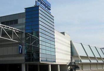 """Centro de Exposições em Krasnaya Presnya. Exhibition Complex """"Expocentre"""" (Moscou, Rússia)"""