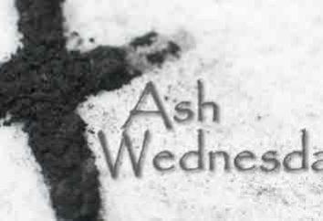Miércoles de Ceniza católicos