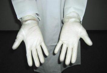 Qu'est-ce que des gants de courrier? Nous découvrons ensemble