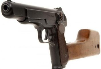 pistola traumatico MR 355: Caratteristiche del fornitore
