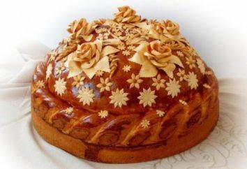 Comment cuire un pain de: décorations de recette pâte