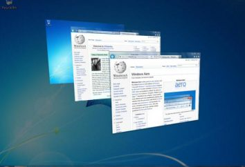 Systemy operacyjne Windows 7: Jak włączyć Windows Aero