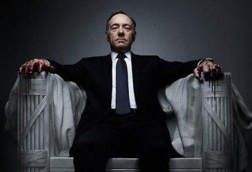 """""""House of Cards"""": die Schauspieler und die Handlung"""