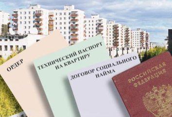 La privatizzazione dell'appartamento. Il rifiuto dell 'appartamento (campione)