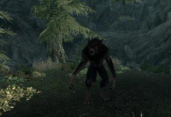 """Die Möglichkeit der """"Skyrim"""": Werwolf"""