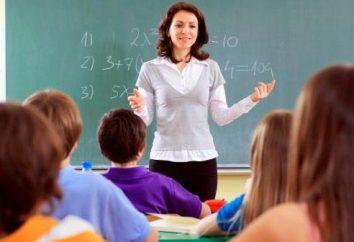 Insegnare azione universale. Universale attività di apprendimento GEF