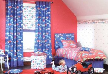 Le rideau pour enfants – comment choisir le bon