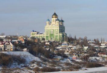 Eletskaya e Lebedyanskaya Diocesi: passato e presente