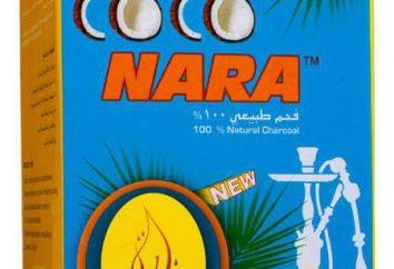Węgiel kokosowy do fajki