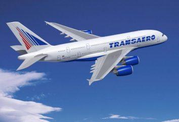 """Come registrarsi per il volo """"Transaero""""? Il check-in compagnia aerea """"Transaero"""" su Internet o all'aeroporto"""