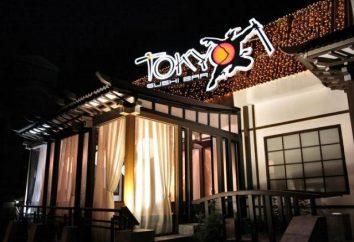 "Ristorante ""Tokyo"", Vladivostok: menu, indirizzi, recensioni. Sushi bar ""Tokyo"". Rete di ristoranti di cucina giapponese"