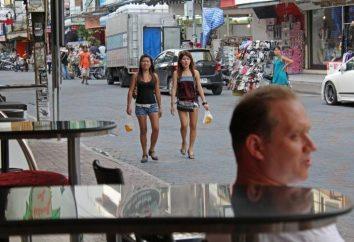 spettacoli di strada – Volkin Street a Pattaya