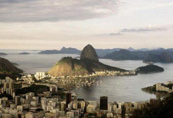 Mount Sugarloaf – atrakcja turystyczna w Brazylii