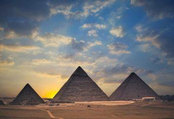 Ciekawostki o starożytnym Egipcie. Opis starożytnego Egiptu