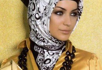 Wschód oddech. Hidżab. Co to jest