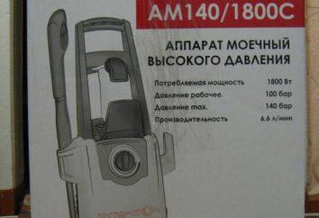"Minisink ""Interskol AM-140 / 1800S"": recensioni, assemblaggio"