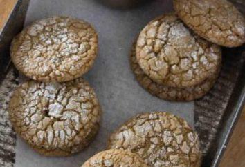 Dietetyczne ciasteczka bez margaryny i masła