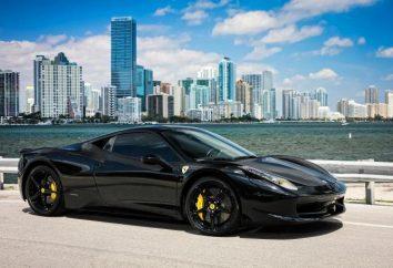 """""""Ferrari 458"""" – il prossimo perfezione dalla famosa azienda italiana mondo"""