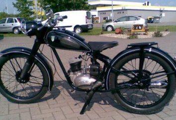 """Motorrad """"Kovrovec"""" – friedliche Produktion Waffenfabrik"""