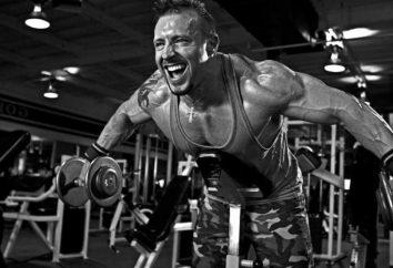 méthode Chris Gethin: régime et exercice