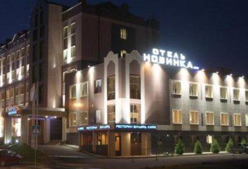 """Hôtel """"Nouveau"""" Kazan: description, chambres, services, commentaires"""