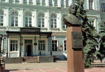 Instituto Lobachevsky en Nizhny Novgorod: facultades, opiniones y dirección