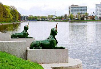 Sphinx in Sankt-Petersburg: Übersicht, Beschreibung, Ort