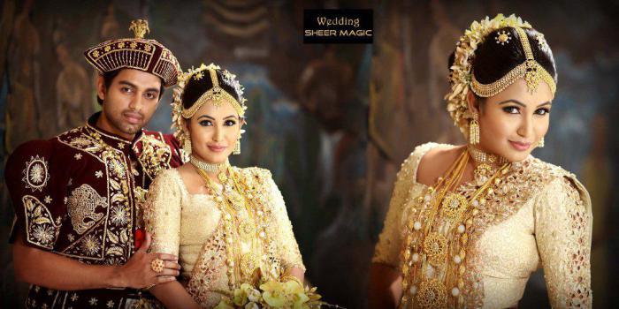 Cómo están vestidos de novia tradicionales de diferentes países