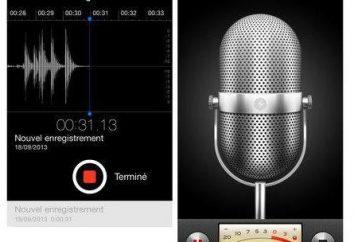 Où dans l'enregistreur vocal iPhone? Apprendre à prendre des notes sur votre iPhone