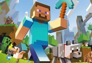 """Wie zu starten Minecraft spielen – Handbuch beginnt """"Bergmann"""""""