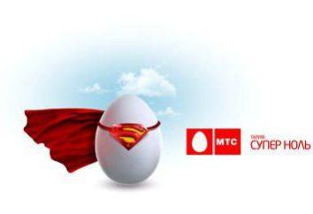 "Taryfy MTS ""Super Zero"". Recenzje: ""Super Zero"" – taryfa MTS"